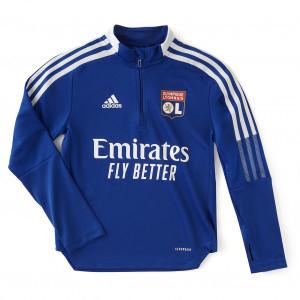Junior goalkeeper training sweatshirt 21-22
