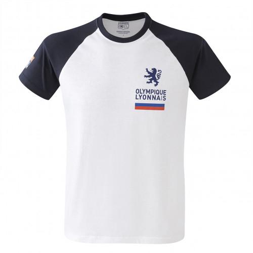 T-shirt bleu Adulte - Taille - 2XL