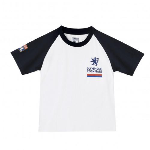 T-shirt bleu junior