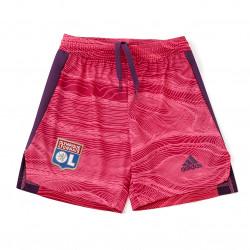 Junior Pink Goalkeeper Shorts 21-22