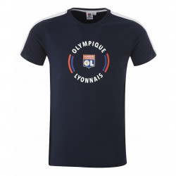 Men Navy Blue Core T-Shirt