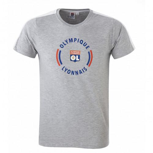 T-shirt Gris Core Homme - Taille - 2XL