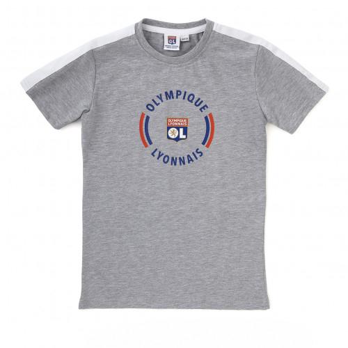 T-shirt Gris Core junior