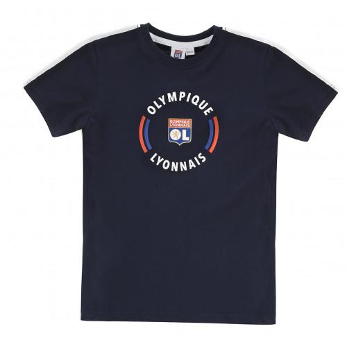 T-shirt Core Bleu Marine Junior - Taille - 12-14A