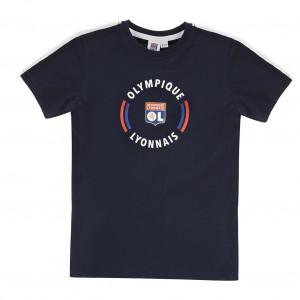 Junior Navy Blue Core T-Shirt