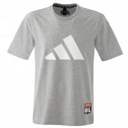 T-shirt Training Gris Homme