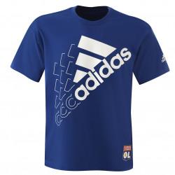 Blue BL Training T-shirt Men