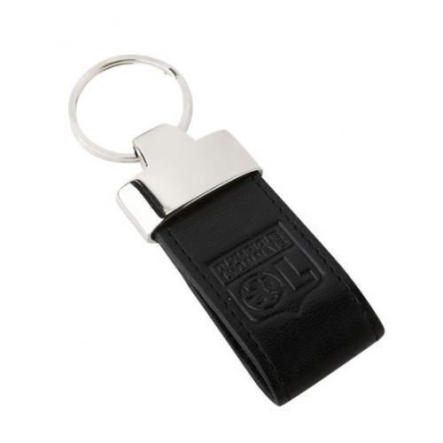 Porte-clés cuir Olympique Lyonnais