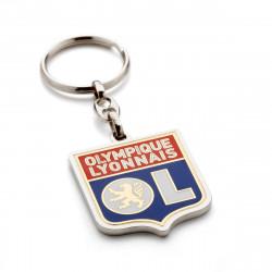 Porte-clés logo métal